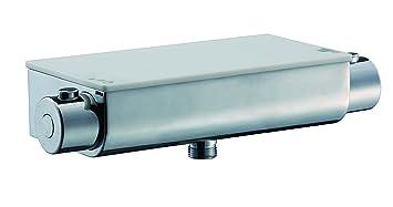 Fabulous Thermostat Duscharmatur chrom mit Ablage für Aufputz: Amazon.de GG72