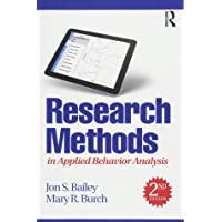 Research Methods in Applied Behavior Analysis
