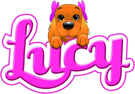 CLUB PETZ LUCY CAGNOLINA INTERATTIVA IMC TOYS  7963