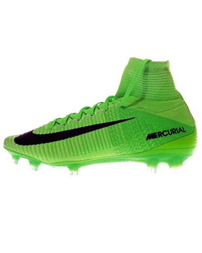 NIKE Mercurial Superfly V FG Mens Football Boots 831940 Soccer Cleats (UK 7  US 8
