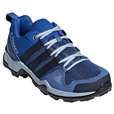 Adidas Sport Performance Kid's Terrex AX2R Sneakers, Blue, 5 Big Kid M