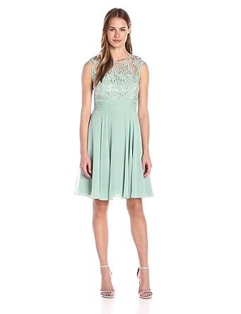 Adrianna Papell Chiffon Dress