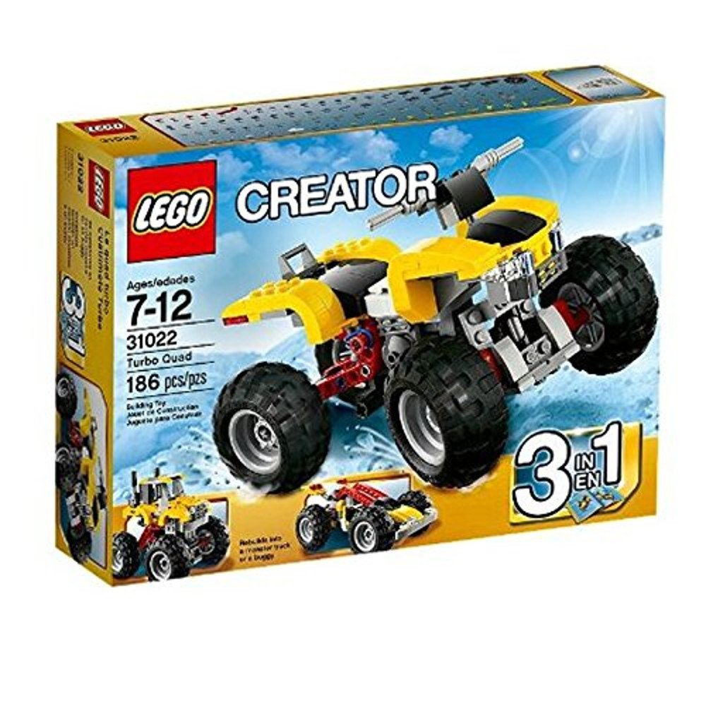 LEGO Creator 31022  Turbo Quad