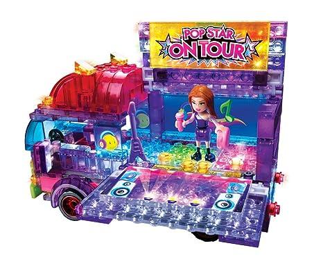 Cra-Z-Art Lite Brix Toy Boutique 92 Pcs
