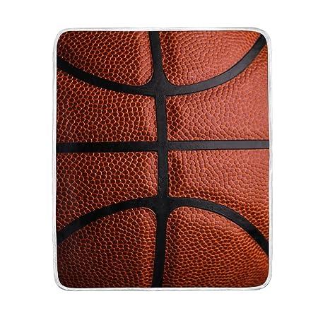 Use7 Home Decor - Manta de Baloncesto para sofá, Cama, Camping ...