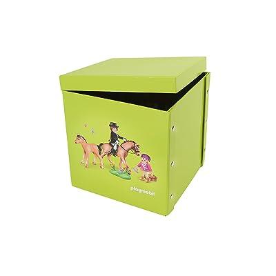 Playmobil 064602 - Ameublement Et Décoration - Boîte De Jeu Et De Rangement La Ferme