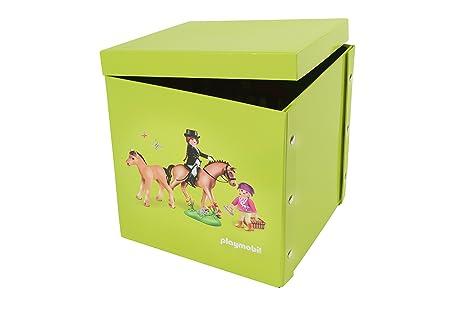Spiel PLAYMOBIL 064663 Aufbewahrungsbox XL Farm