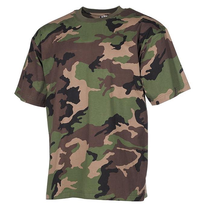 84ff92cc41ffe9 MFH US Army Herren Tarn T-Shirt (M 97 SK tarn/XL): Amazon.de: Bekleidung