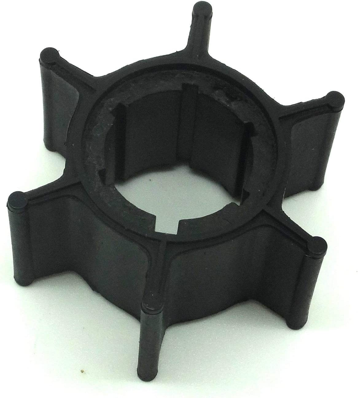 ConPus Boat Motor Parts Water Pump Impeller 655-44352-09 for Yamaha 2-Stroke 6HP 8HP Outboard Engine 6A / 8A / P165