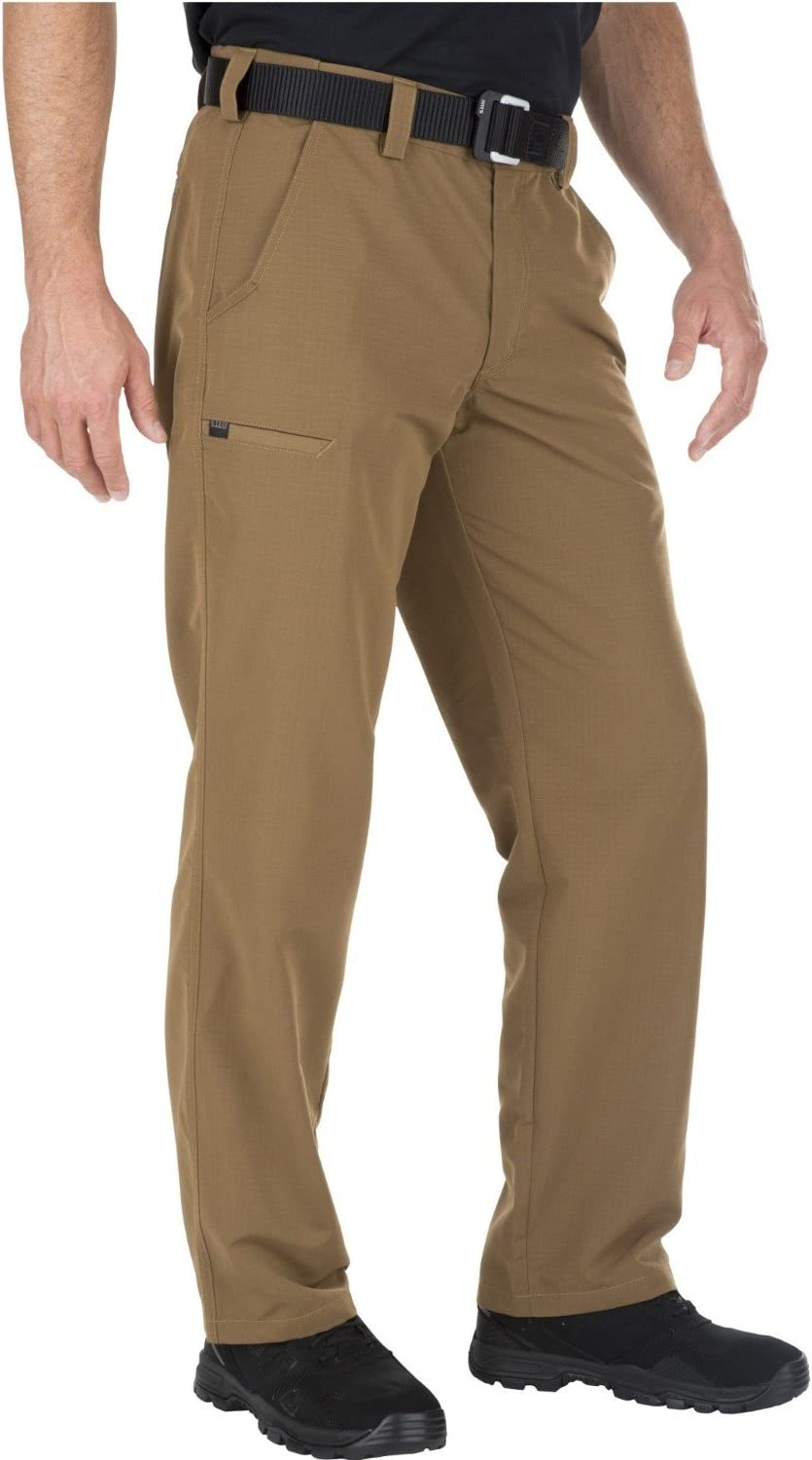 5.11 Tactical Series Men's Fast-Tac Urban Pants Brown