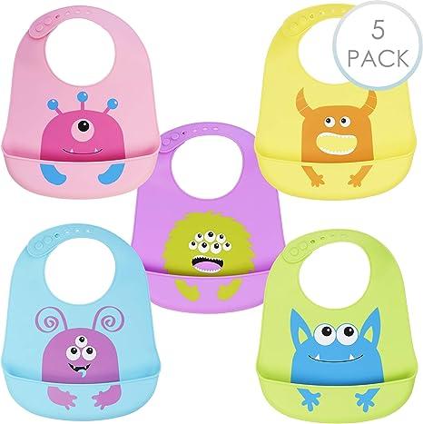 Mantel individual de silicona para beb/é Grado alimenticio libre de BPA Cloud antideslizante y seguro para ni/ños amarillo amarillo