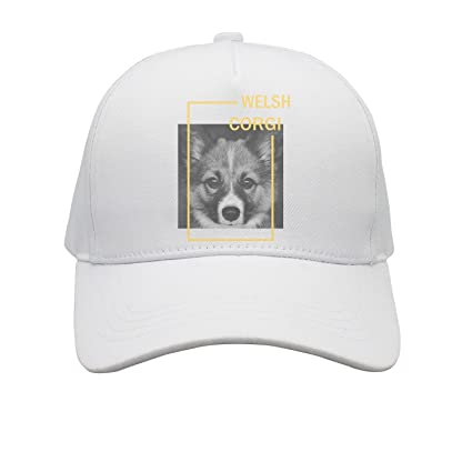 Review Cap Welsh Corgi Puppies German Shepherd Pet Unisex Cap Cute Stylish Casual Simple Funny Personality Fashion Travel Essential