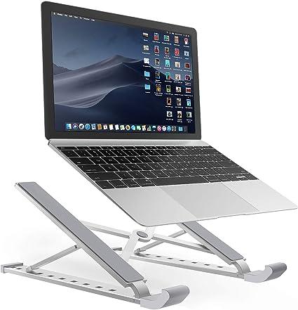 Soporte ajustable para ordenador portátil compatible con Apple Mac ...
