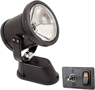 product image for KH Industries NR-955-20 Vehicle Mounted NightRay Spotlight with Hardwired Dash Control Panel, 750000cp Spotlight