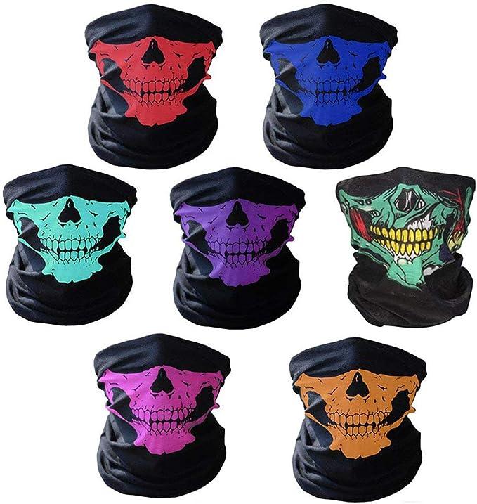 Acheter masque tete de mort online 4