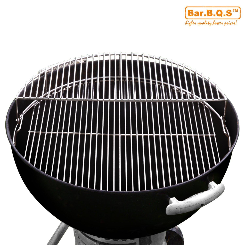 bar. b.q.s ss8835 Gourmet sistema de barbacoa parrilla de ...
