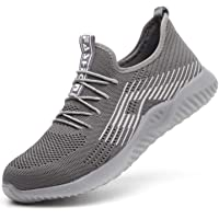Zapatos de Seguridad para Hombre Transpirable Ligeras