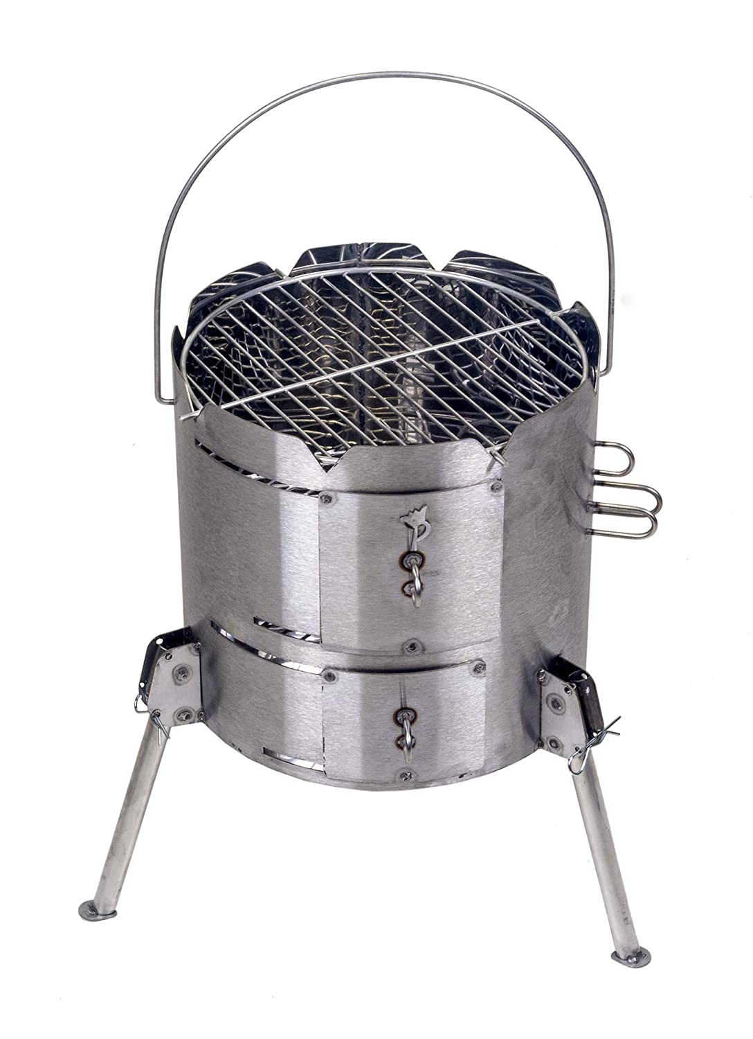 King Potjie Potjie for Oven Pot / Dutch Oven, etc. as well as barbecues 01-00007-001-28