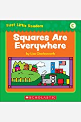 First Little Readers: Squares Are Everywhere (Level C) Kindle Edition