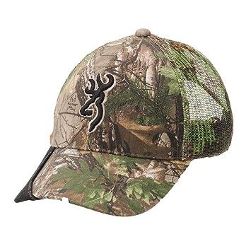 huge discount 7773c 50351 ... new zealand browning realtree xtra green camo strutter mesh hat cap  deed8 d709f