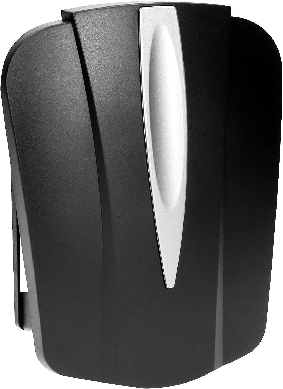 ORNO VD-141 Sonnette Filaire Gong m/écanique 80dB Noir 230V
