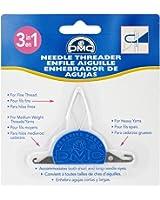 DMC 6112/6 Aluminum Needle Threader, Blue