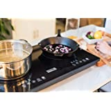 Inducto Dual Induction Cooktop Counter Top Burner