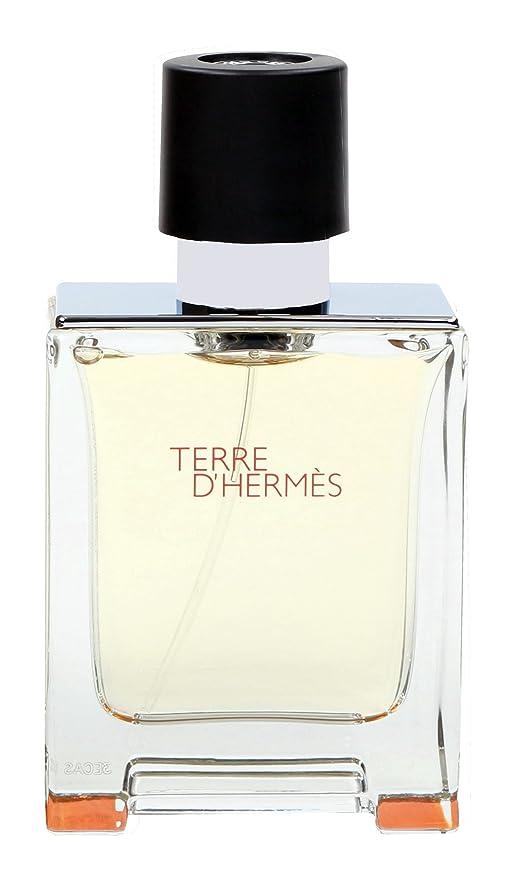 TERRE D HERMES 50 ml Eau de Toilette Vaporisateur  Amazon.fr  Beauté et  Parfum 727b395c1a5
