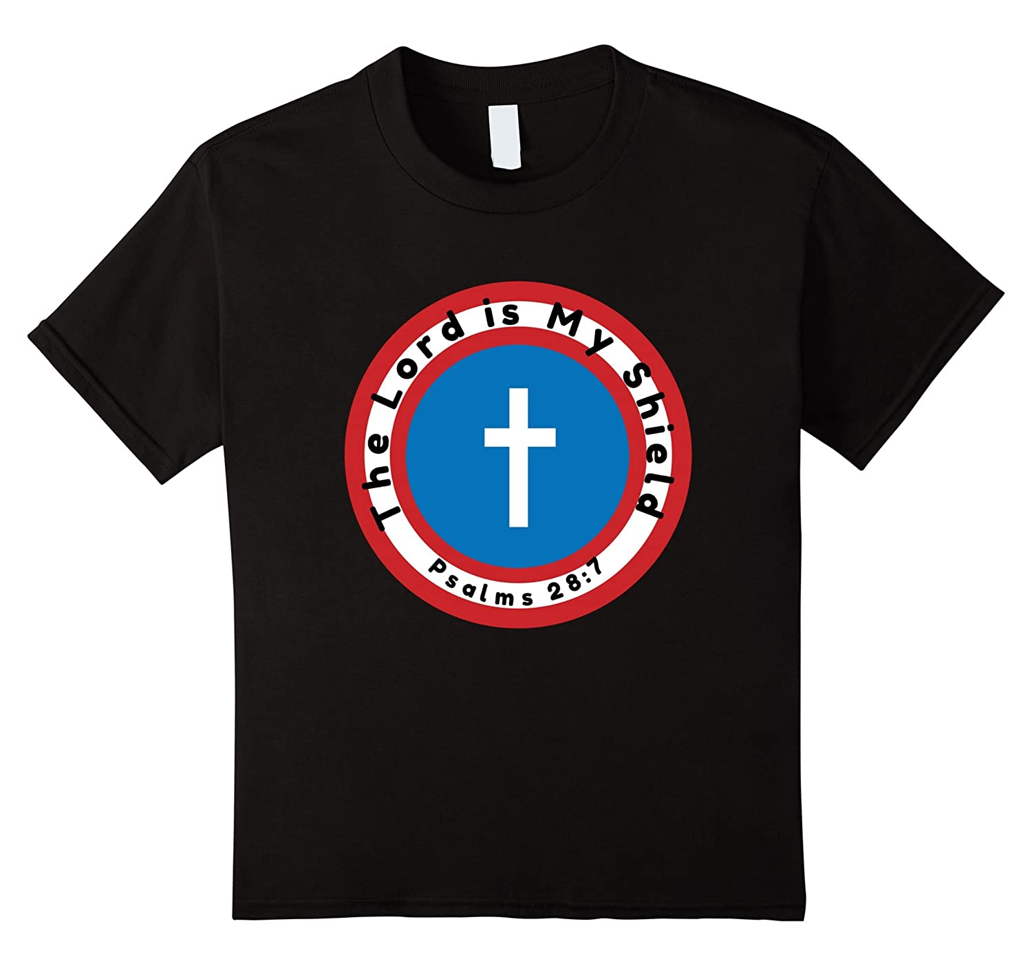 The Lord Is My Shield T-Shirt