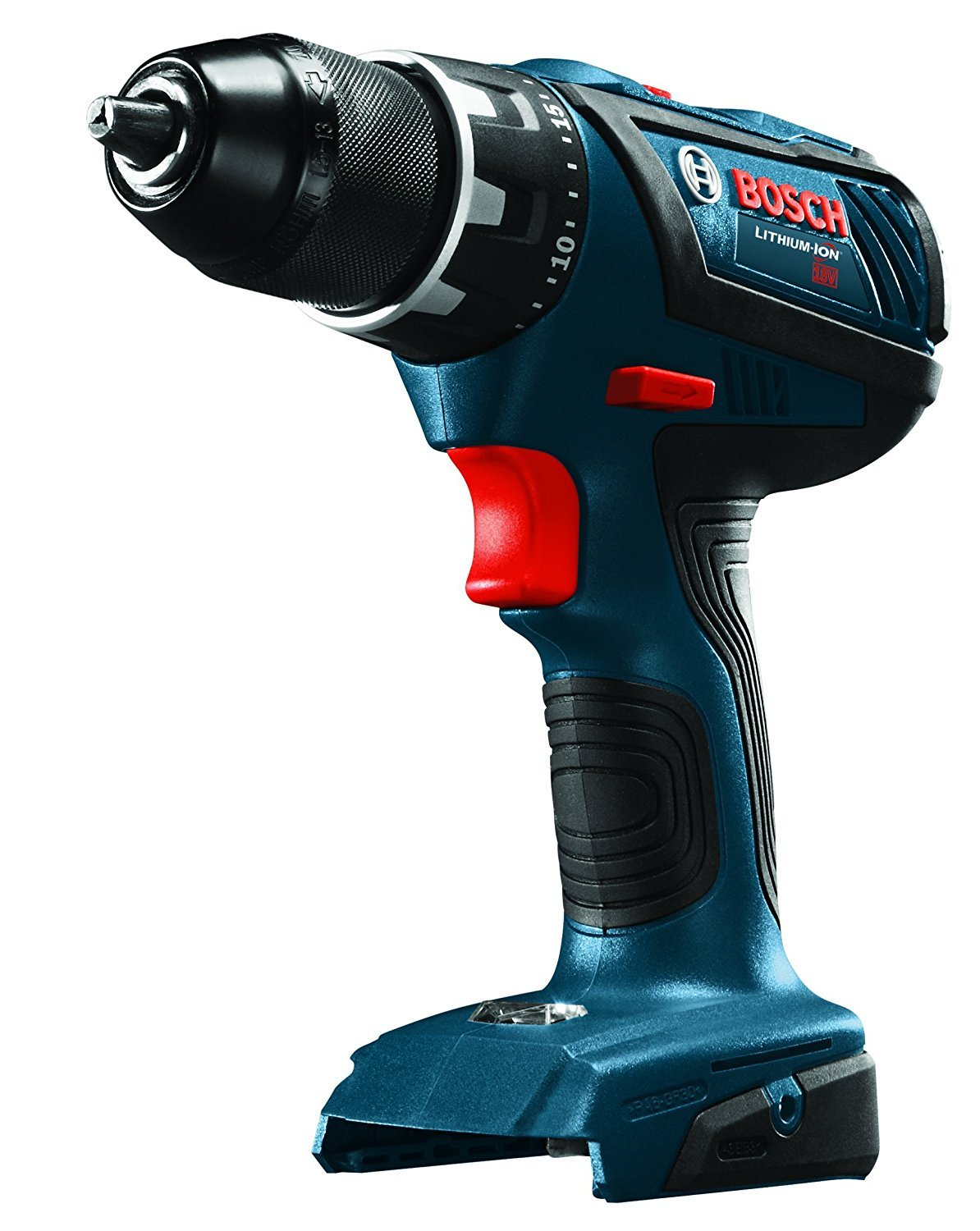 Bosch DDS181AB Bare-Tool 18V Lithium-Ion 1/2'' Compact Tough Drill/Driver (Certified Refurbished)