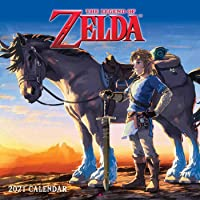 Image for The Legend of Zelda 2021 Wall Calendar