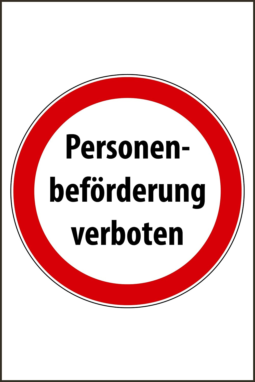 Ascensor Cartel de prohibido 810 # persona de embarque de ...