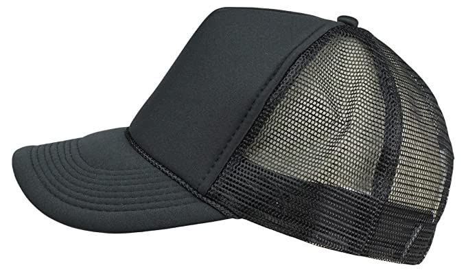 b5708e66829 2 Packs ImpecGear Youth Cap Kid s Baseball Caps Trucker Hats Summer Mesh Cap  (2 FOR