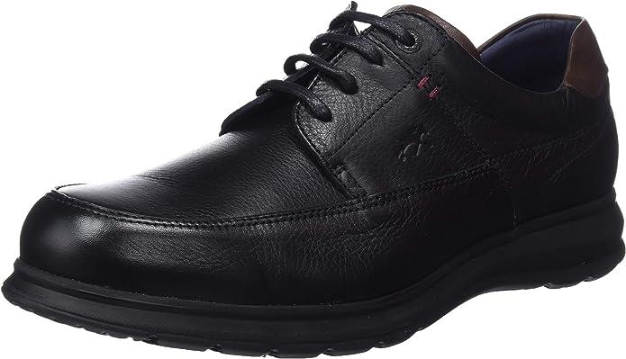 TALLA 40 EU. Fluchos Blazer, Zapatos de Cordones Derby Hombre