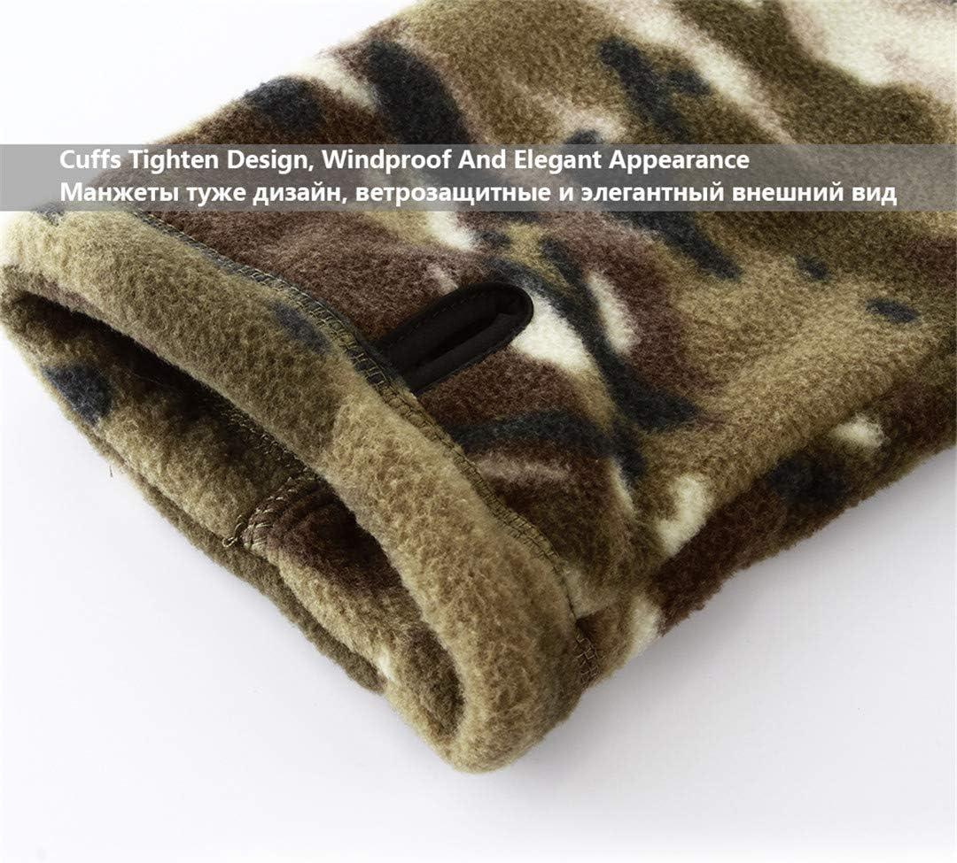 Automne Hiver Militaire Toison Camouflage Tactique Hommes Vêtements Polaire Chaud Multicam Army Men Coat TYP
