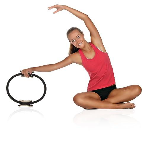 AeroPilates Magic Circle with Workout DVD