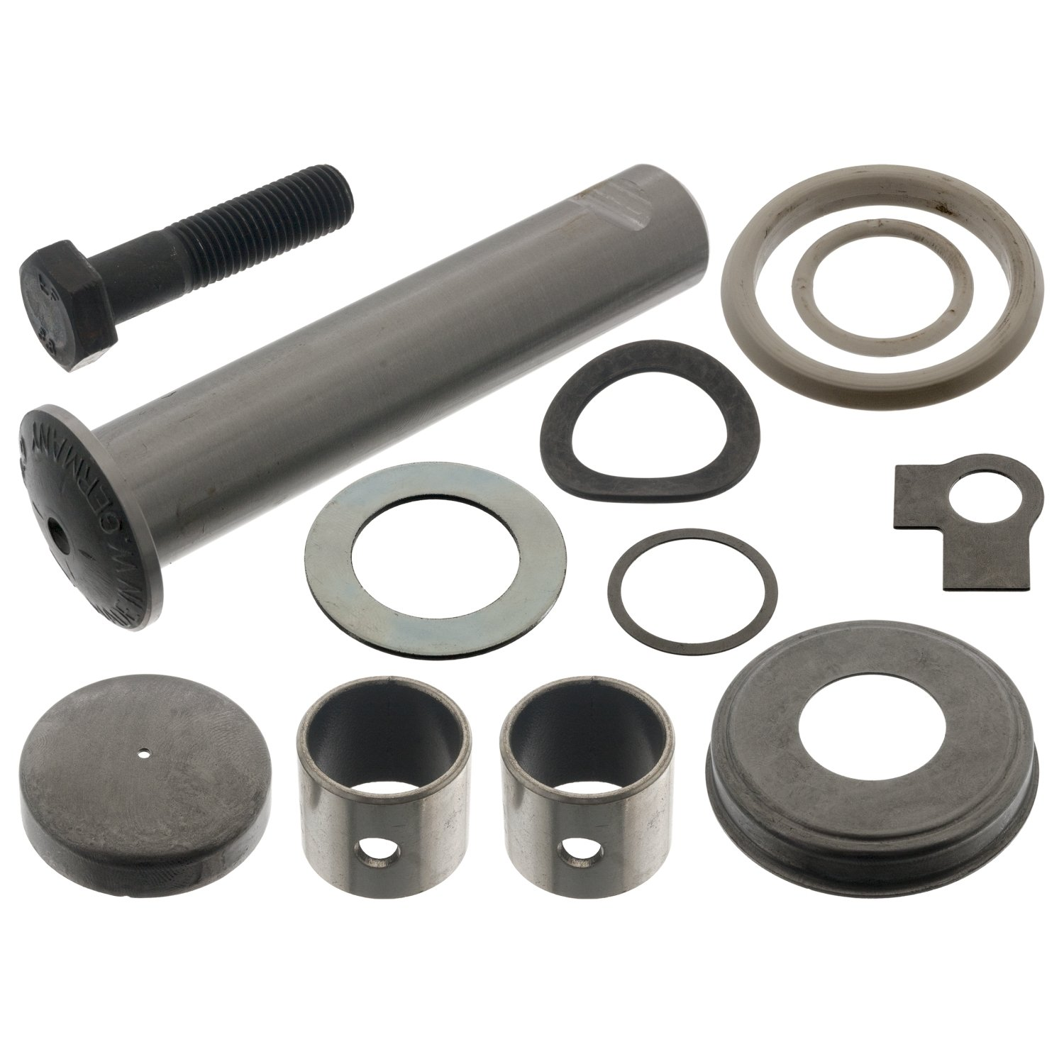 pack of one febi bilstein 01633 Steering Arm Shaft Repair Kit