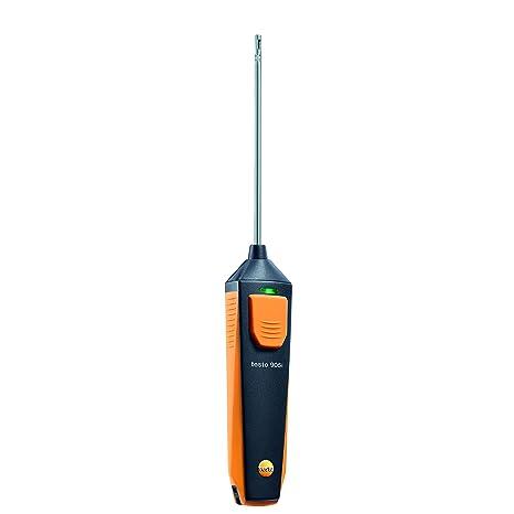 Sonda de Temperatura Testo Mini Testo 320,327,330 serie rango 0-80 ° C