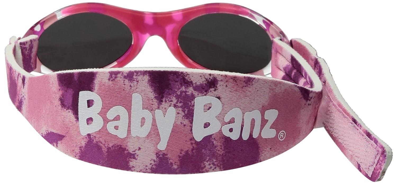 Baby Banz Herren 339147boys Oval Sonnenbrille Green Camo