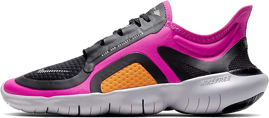 Abolido ingeniero Sensación  NIKE Wmns Free RN 5.0 Shield, Zapatillas de Running Mujer: Amazon.es:  Zapatos y complementos