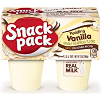 4-Count Snack Pack Pudding Cups