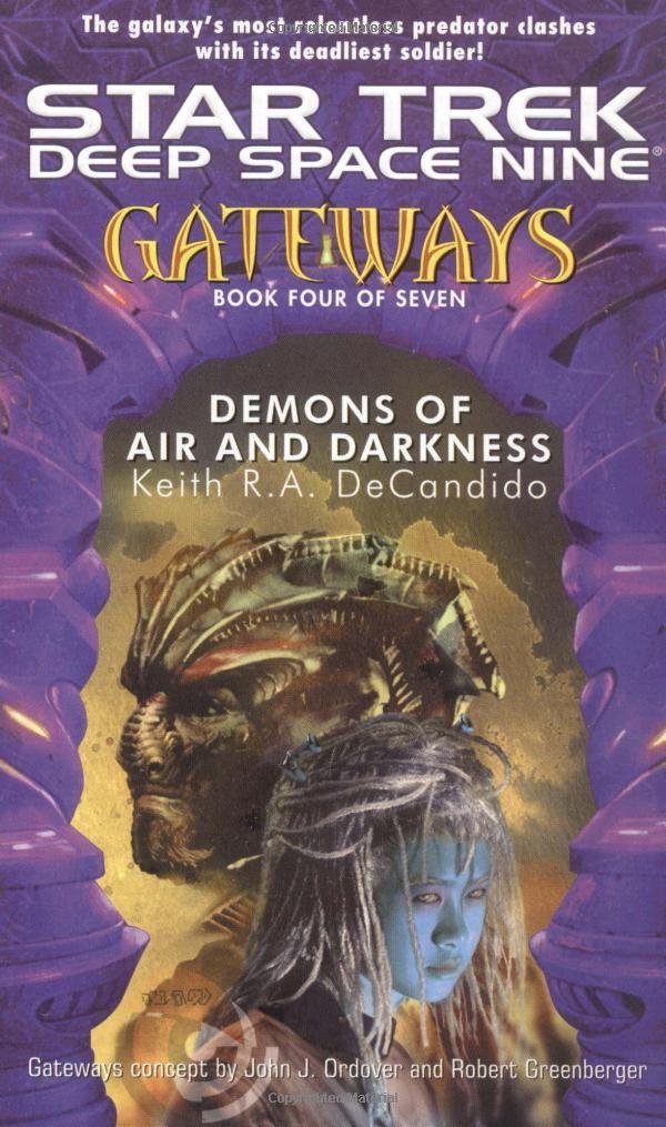 Demons of Air and Darkness: Gateways #4 (Star Trek: Deep Space Nine - Gateways) ebook