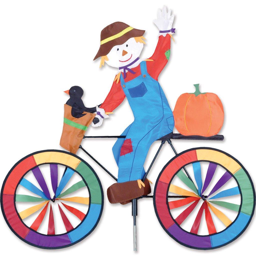 Amazoncom Bike Spinner Scarecrow Patio Lawn Garden