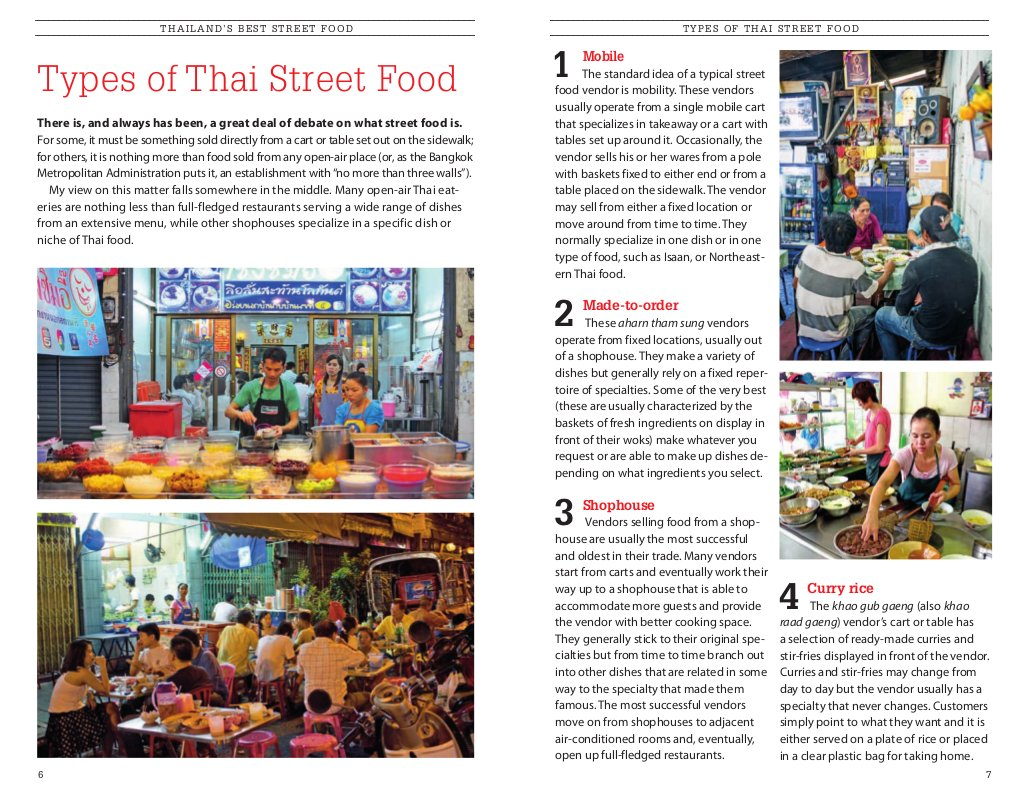 Thailand\'s Best Street Food: The Complete Guide to Streetside Dining ...