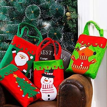 Amazon.com  Jpettie Christmas Cute Gift Bags fc70e3c054d87