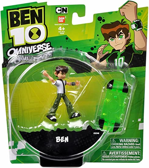 NEW!! Ben 10 Omniverse series 7 in Four Arms Feature figure with Voice!