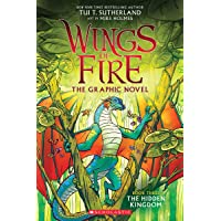 The Hidden Kingdom (Wings of Fire Graphic Novel)