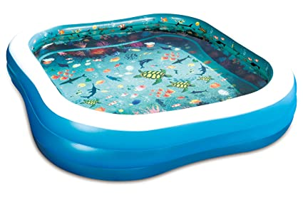 Amazon.com: Summer Waves KB0517000156 - Piscina infantil ...