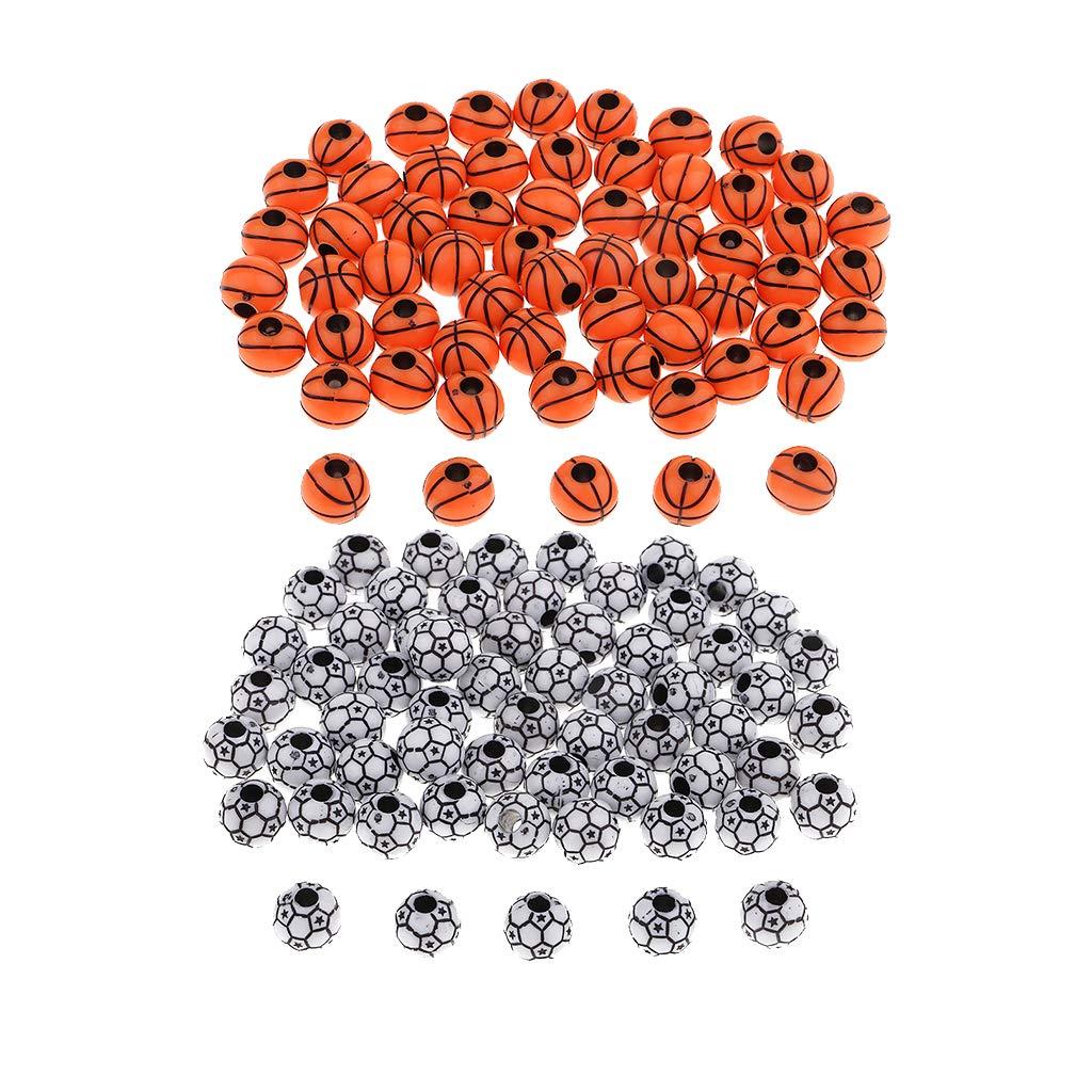 200 Stücke Engelsflügel Metallperlen Spacer Perlen Dekoperlen für Basteln