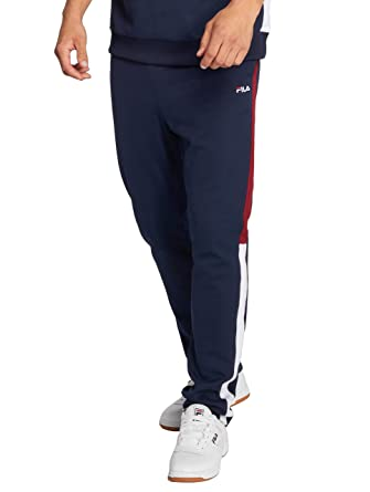 Fila Herren Jogginghosen Urban Line Nolin Narrow blau L: Amazon.de ...